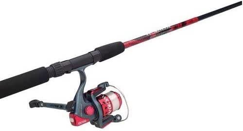 South Bend Worm Gear Spinning Combo Medium Action - 5'6