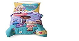Disney® Doc McStuffins Toddler Bed Set - Multicolor