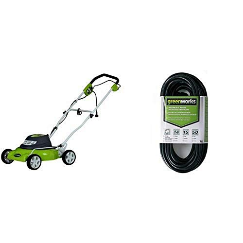 12 Amp Corded Lawn Mower