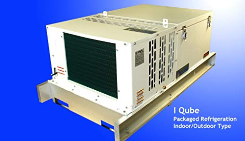 Walk-In Cooler Refrigeration Self Contained Package Unit for Indoor Use. Medium Temperature 7,500 BTU 1 ()