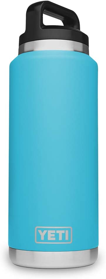 YETI Rambler 36 oz Bottle, Vacuum Insulated, Stainless Steel with TripleHaul Cap