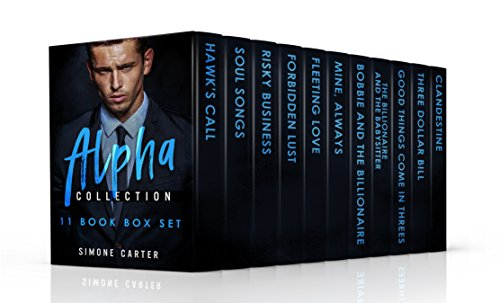 Alpha Collection: 11 Book Box Set (Billionaire & Bad Boy Romance) (Collection Simone)