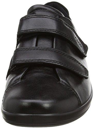 Stringate Soft 2 ECCO Black 0 Nero Donna 56723 Scarpe IvTPPwq6