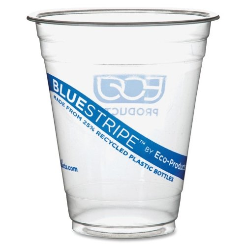Wholesale CASE of 20 - Eco-Products Cold Drink Cups-Cold Drink Cups, 12 oz., 50/PK, Clear