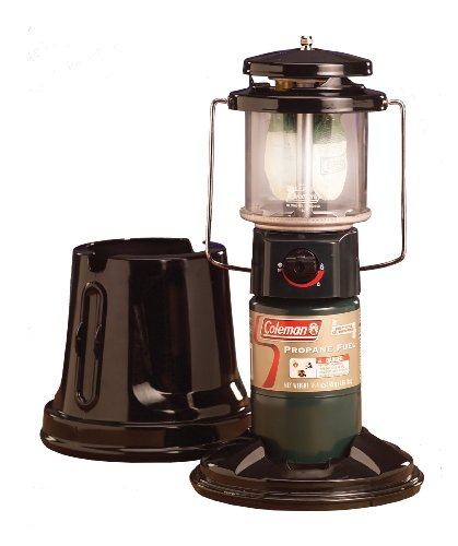Propane Lantern uses the tanks in this demo of how to refill 1 lb propane cylinders, 1 pound propane tanks and disposable small camping propane bottles using propane refill adapters