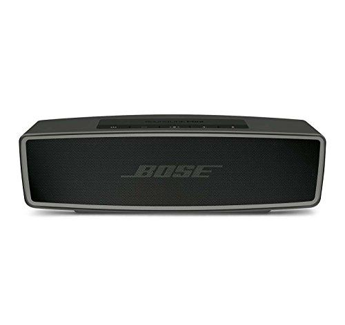 bose soundlink mini bluetooth speaker ii carbon car. Black Bedroom Furniture Sets. Home Design Ideas