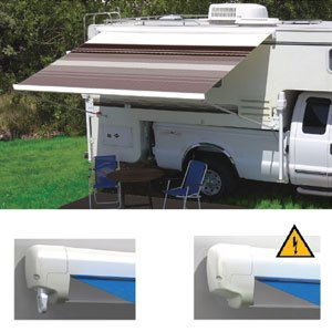 Carefree 351188D25 Freedom Wall Mount Awning