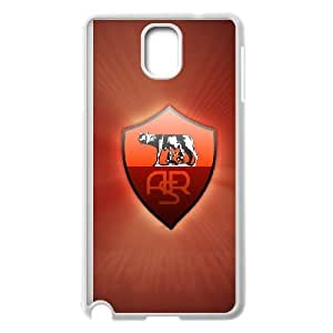 As Roma Logo Samsung Galaxy Note 3 Cell Phone Case White delicated gift US6998325