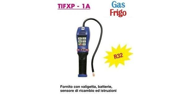 detector de fugas tif xp-1a