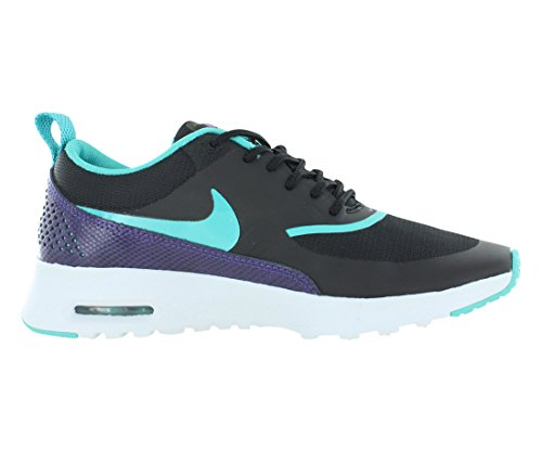 Nike Wmns Nike Air Max Thea Prm - Zapatillas para mujer Black/Dusty Cactus/Pure Platinum