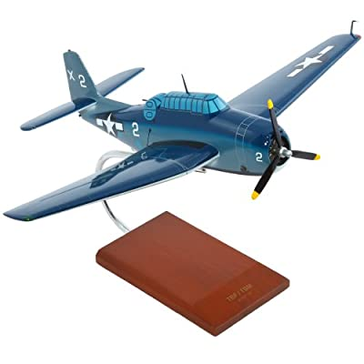 Mastercraft Collection Grumman TBF/TBM-3 Avenger USN US Navy Model Scale:1/32