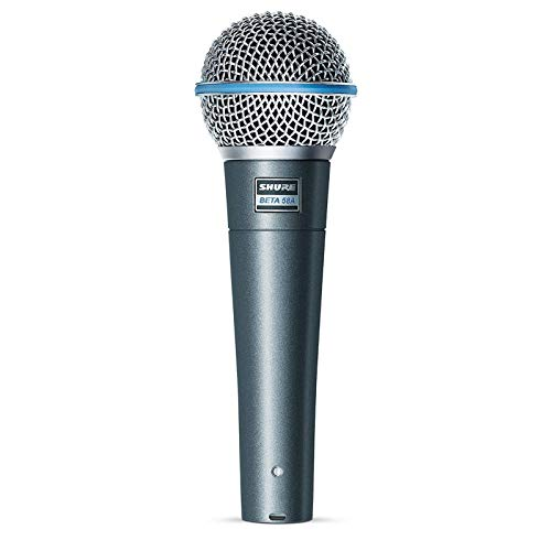 Shure BETA 58A Supercardioid