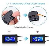 Keynice Digital Thermometer, Temperature Sensor USB