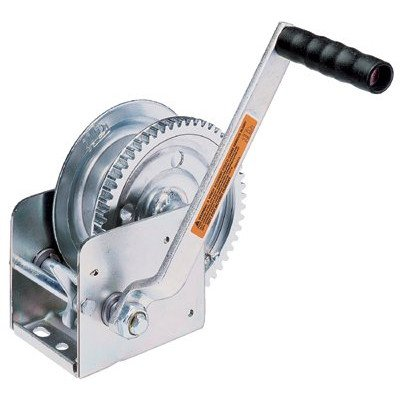 Medium Duty Pulling Winches - 14502 1600# lifthand winch