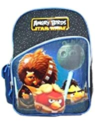 Angry Birds Star Wars Backpack School Boys Rovio