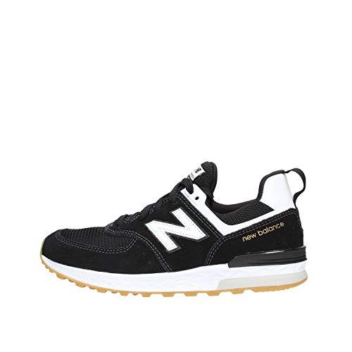 Gs574ml Balance Noir Sneaker Enfant New FP5wZUgqgz