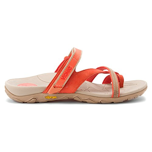 04ff8406593b Vionic Women s Mojave Sport Recovery Toepost Sandal - Buy Online in ...
