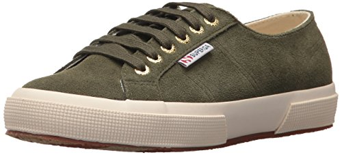 Superga Women 2750 Sueu Military