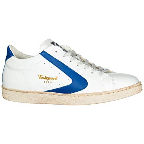 Valsport 1920 Uomo Tournament Sneakers Bianco Royal dCrBeQoWxE