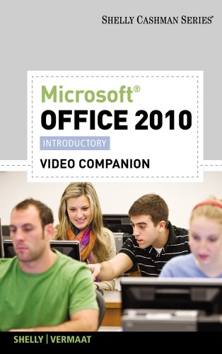 Video DVD for Shelly/Vermaat's Microsoft Office 2010: Introductory (Shelly Cashman Series)