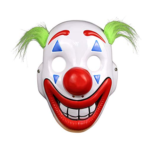 supremask Clown Mask Movie Mask Party Cosplay Costume Props Halloween mask