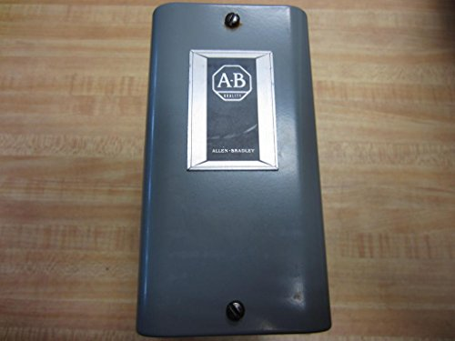 Allen Bradley 700-CL201A1 Type CL AC Control Relay With Enclosure Series B
