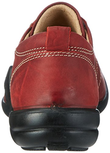 Romika Damen Maddy 18 Sneakers Rot (Rot)