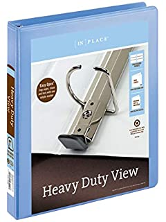 amazon com office depot brand heavy duty d ring view binder 1