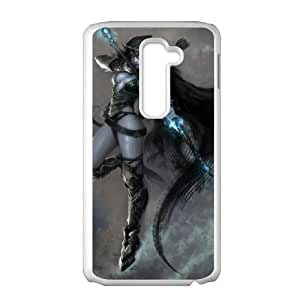 world of warcraft LG G2 Cell Phone Case White Tribute gift pxr006-3903955