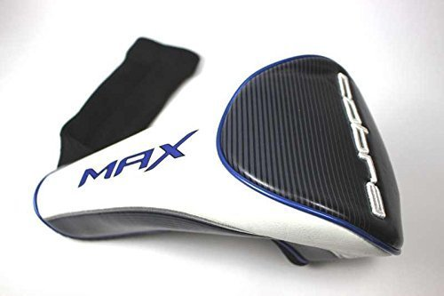 New Cobra 2016 MAX Driver Black Blue Headcover Head Cover (Max Driver)