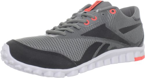 UPC 886407438567, Reebok Men's Realflex Optimal 3.0 Running Shoe,Flat Grey/Vitamin C/Gravel/White,8 M US