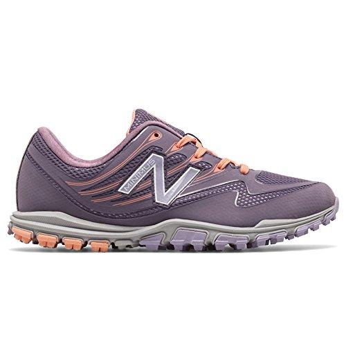 New Balance Women's nbgw1006 Golf Shoe, Purple, 7 B US (Women Golf Shoes 7 Spikeless)