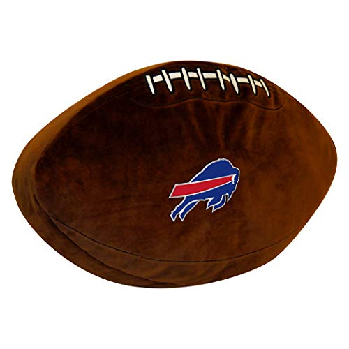 NFL Buffalo Bills 3D Sports Pillow ()