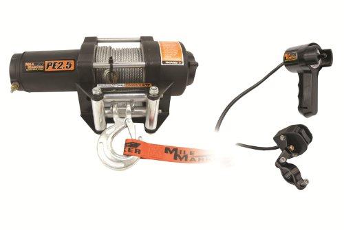 Mile Marker Atv Winches - Mile Marker PE2.5(es) ATV/UTV Premium Sealed Electric Winch - 2,500 lb. Capacity
