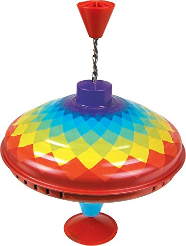 Tobar Rainbow Humming Top