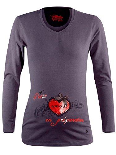 titoon® - Tee shirt de grossesse - Petit amour en préparation -