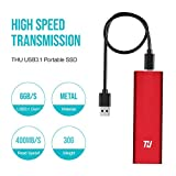 THU 128GB External SSD Portable Solid State Drive