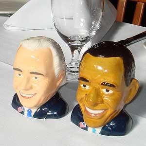 Purchase Obama & Biden Shakers Set lowestprice