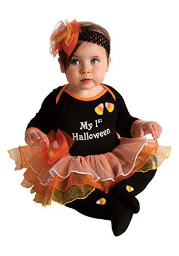 Rubie's Unisex Baby My First Halloween Onesie Costume 6 Months