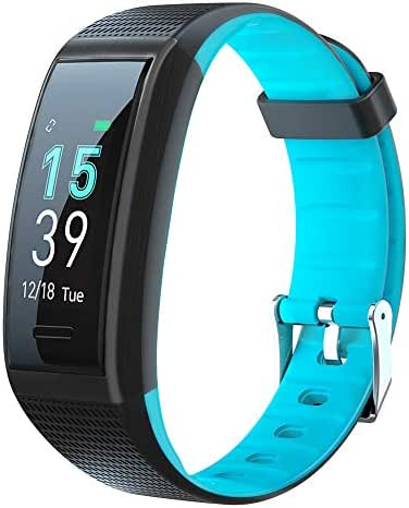 AKASO Fitness Tracker HR Activity Tracker Watch with Heart Rate and Sleep Monitor Waterproof Step Counter Calorie Counter 2019 Smart Fitness Watch for Kids Women and Men