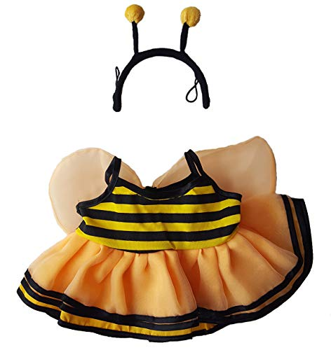 Bumble Bee Outfit Teddy Bear Clothes Fits Most 14