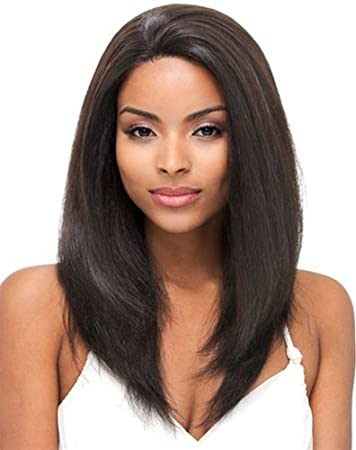 Janet Collection Black Pearl Full Lace Wig