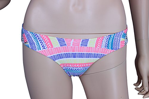 Rip Curl My Bikini Womens Modern Myth Reversible Bottoms (Reversible Tankini Top)