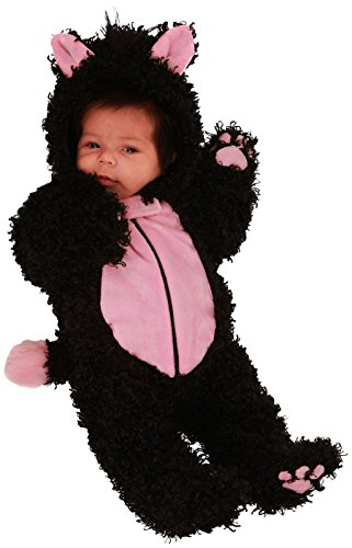 Infant Cat Dress Costumes (Princess Paradise Baby's Natalie The Kitty Deluxe, As Shown, 0/3M)