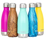 MIRA Cascade Stainless Steel Vacuum Insulated Water Bottle 12 oz Teal