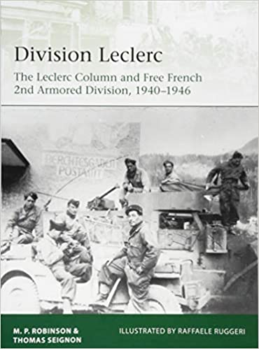 Division Leclerc: The Leclerc Column and Free French 2nd Armored