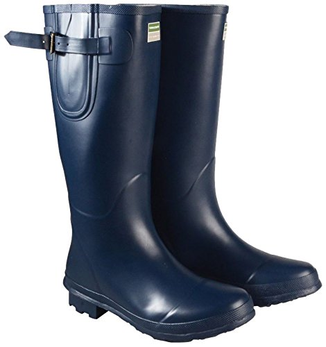 Ville Et Pays Bosworth Wellington Boot (marine, 8)