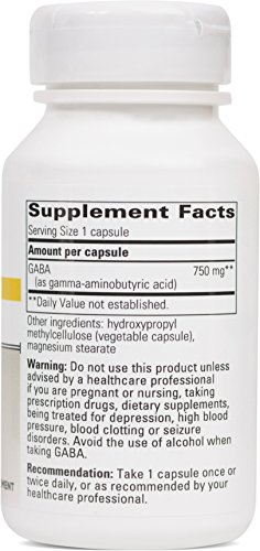 Integrative Therapeutics Gaba, 60 Count