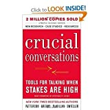 img - for Crucial Conversations Tools for Talking When Stakes Are High, Second Edition [Paperback] book / textbook / text book