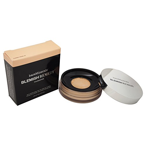 Pearl Finish Porcelain - bareMinerals Blemish Remedy, Clearly Pearl, 0.21 Ounce